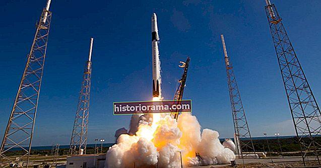 Як спостерігати за запуском ракети програми SpaceX Starlink в середу
