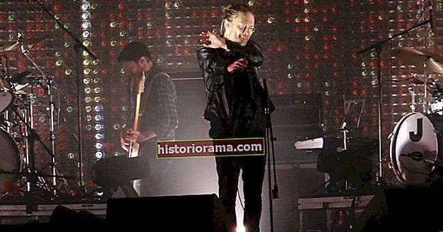 Хочете почути новий тріумфальний альбом Radiohead? Ось де це можна знайти