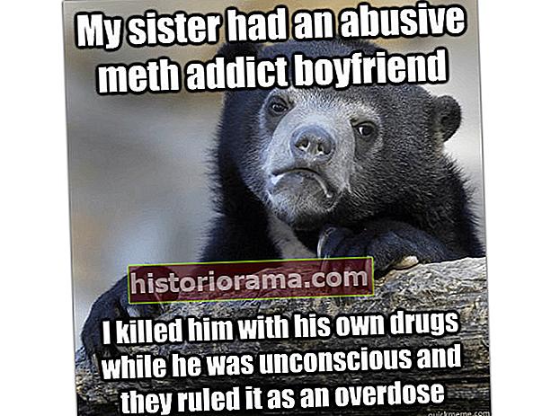 Redditor забирає мем `` Ведмежа зізнання '' занадто далеко зі зізнанням у вбивстві