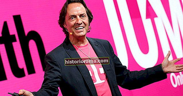 Тепер генеральний директор T-Mobile Джон Леджер має власні смайлики у Twitter