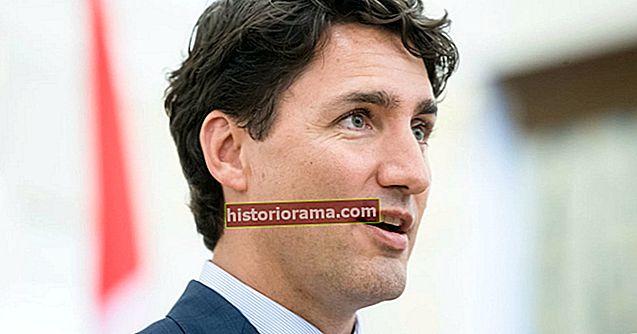 Прем'єр-міністр Канади Джастін Трюдо щойно став першим політиком, який провів Snapchat Live Story