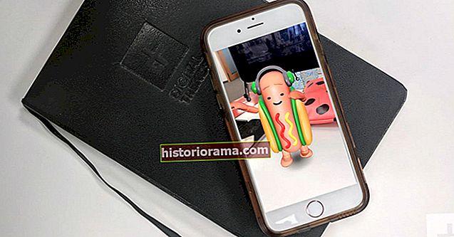 Тепер ви можете купити цю танцювальну плюшеву іграшку з хот-догом у магазині Snapchat