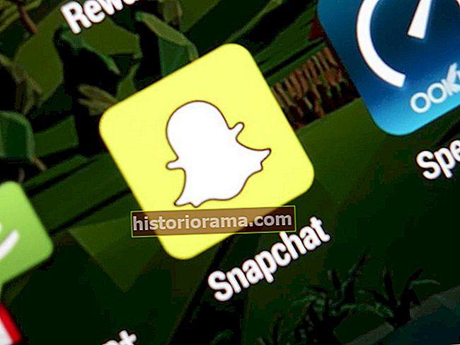 Оновлення Snapchat відмовляється від цієї білої рамки на завантажених фотографіях Stories