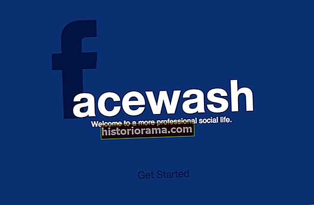 Перш ніж запустити пошук графіків Facebook, очистіть свій профіль Facewash
