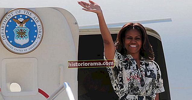 Перша леді Мішель Обама приєднується до Snapchat, намагаючись залучити молодих людей
