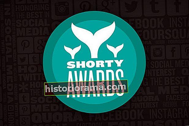Хто виграв Інтернет на вчорашній нагороді Shorty Awards