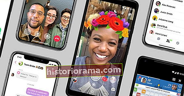 Meet Messenger 4: переробка Facebook спрощує та налаштовує ваші чати