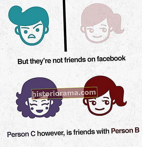 Stalkbook: Προβολή οποιωνδήποτε πληροφοριών προφίλ στο Facebook ακόμα κι αν δεν είναι φίλοι σας