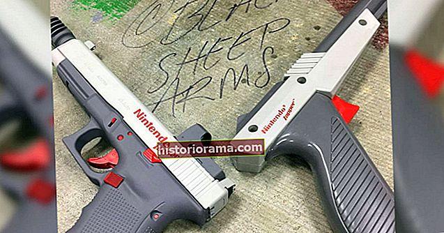 Τα Real Glocks που μοιάζουν με το Nintendo Zappers είναι η οργή στα κοινωνικά μέσα