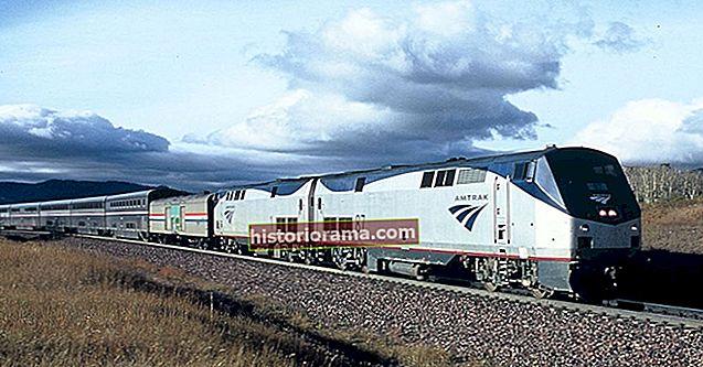 Prejdite sa po koľajniciach a podeľte sa o svoje príbehy s novým sídlom spoločnosti Amtrak na sociálnych sieťach