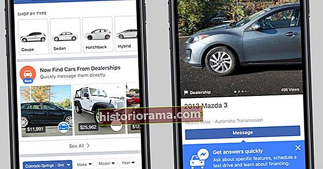 Facebook Marketplace sa čoskoro stane ešte lepším miestom na nákup automobilov