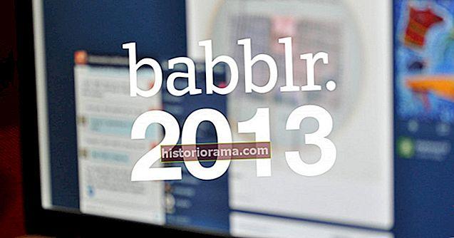 Formálne sa začína chat Babblr pre Tumblr a máme prvý praktický vzhľad