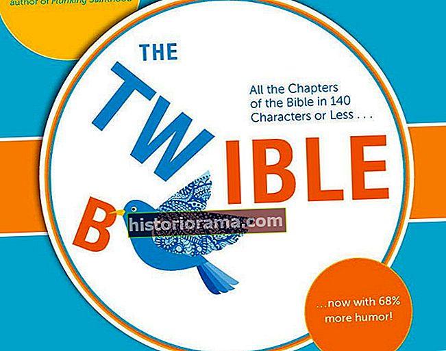 The Twible predstavuje nový najväčší príbeh, aký bol kedy rozprávaný ... v tweetoch