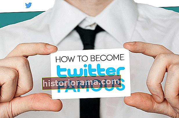Πώς να γίνετε διάσημοι στο Twitter: ένας οδηγός επτά βημάτων