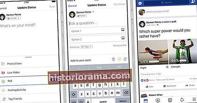Χρησιμοποιήστε εικόνες και GIF για να προσθέσετε κάποια διασκέδαση στις δημοσκοπήσεις σας στο Facebook