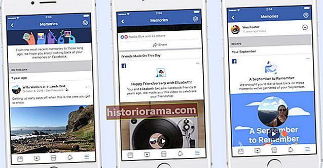 Το Facebook μπερδεύει τις αναμνήσεις σας καθώς η On This Day ανανεώνεται