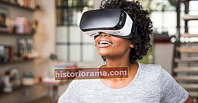 Jak pořídit snímek obrazovky ve VR pomocí Samsung Gear VR
