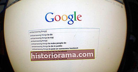 Як: Видалити історію веб-пошуку Google